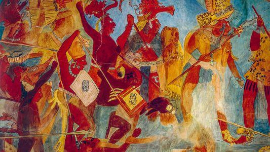 Los antiguos mayas practicaban la «guerra total» mucho antes del estrés climático