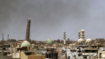 El Estado Islámico destruye la histórica mezquita de Al Nuri, símbolo de la ciudad de Mosul
