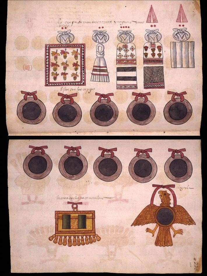 Códices aztecas
