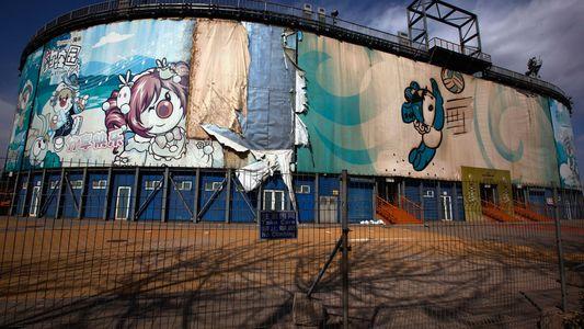 Estadios olímpicos abandonados