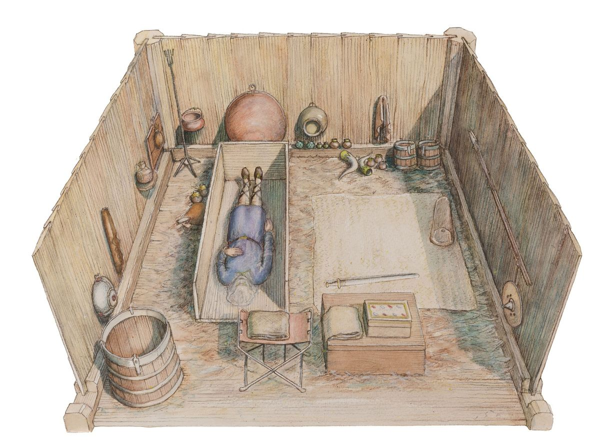 Cámara funeraria de Prittlewell