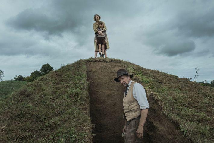 Fotograma de la película La excavación