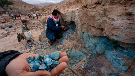 Descubiertas nuevas pruebas de las misteriosas minas del rey Salomón