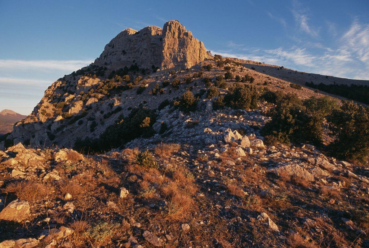 Parque nacional de Pollino