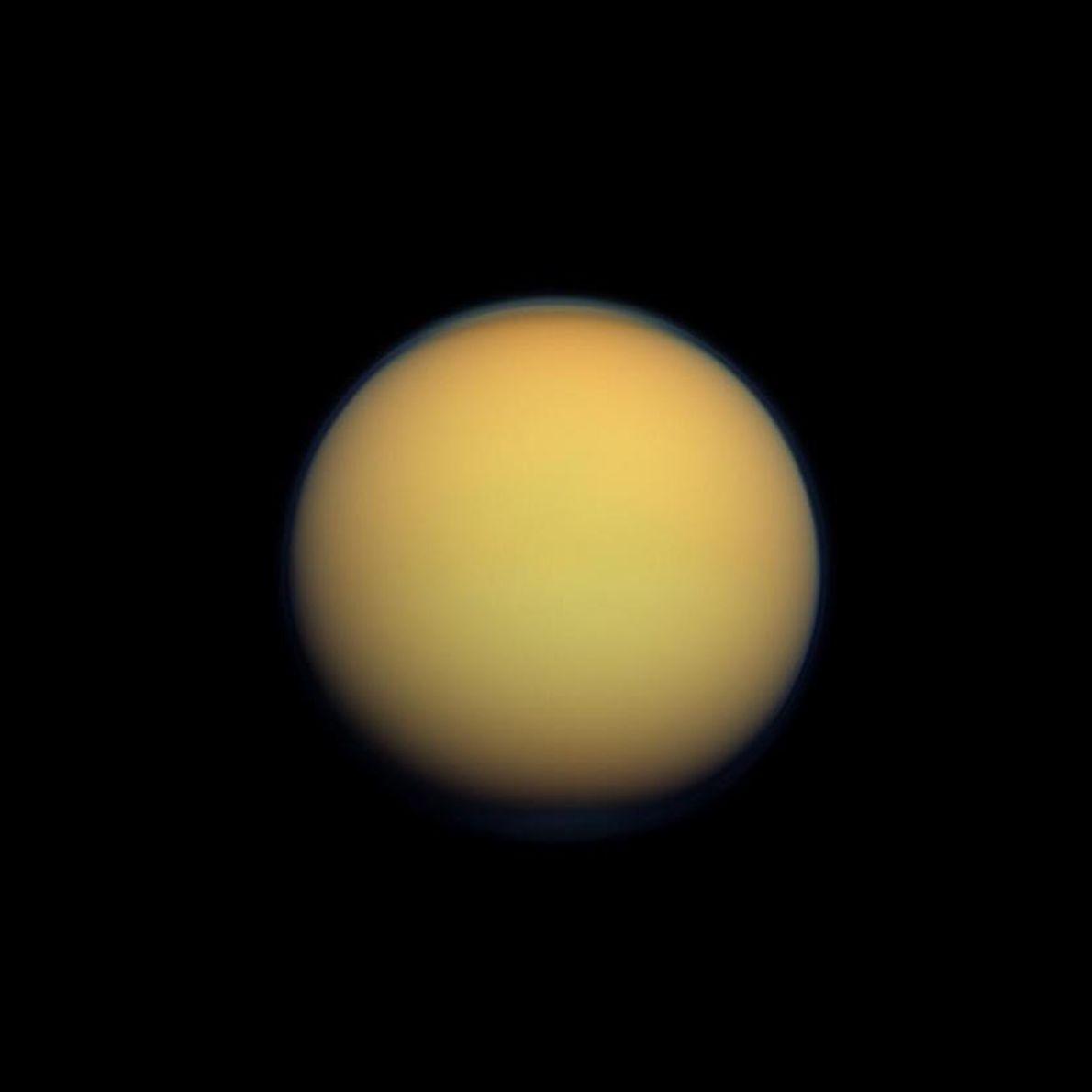 Atmósfera de Titán