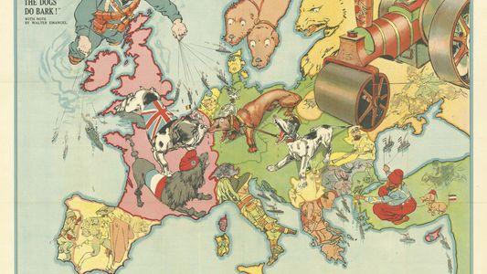 Los mapas propagandísticos del siglo XX