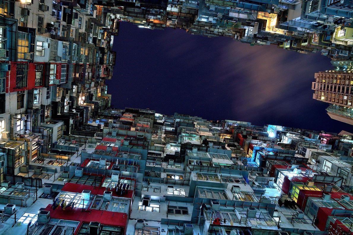 """Ciudad """"Tetris"""""""