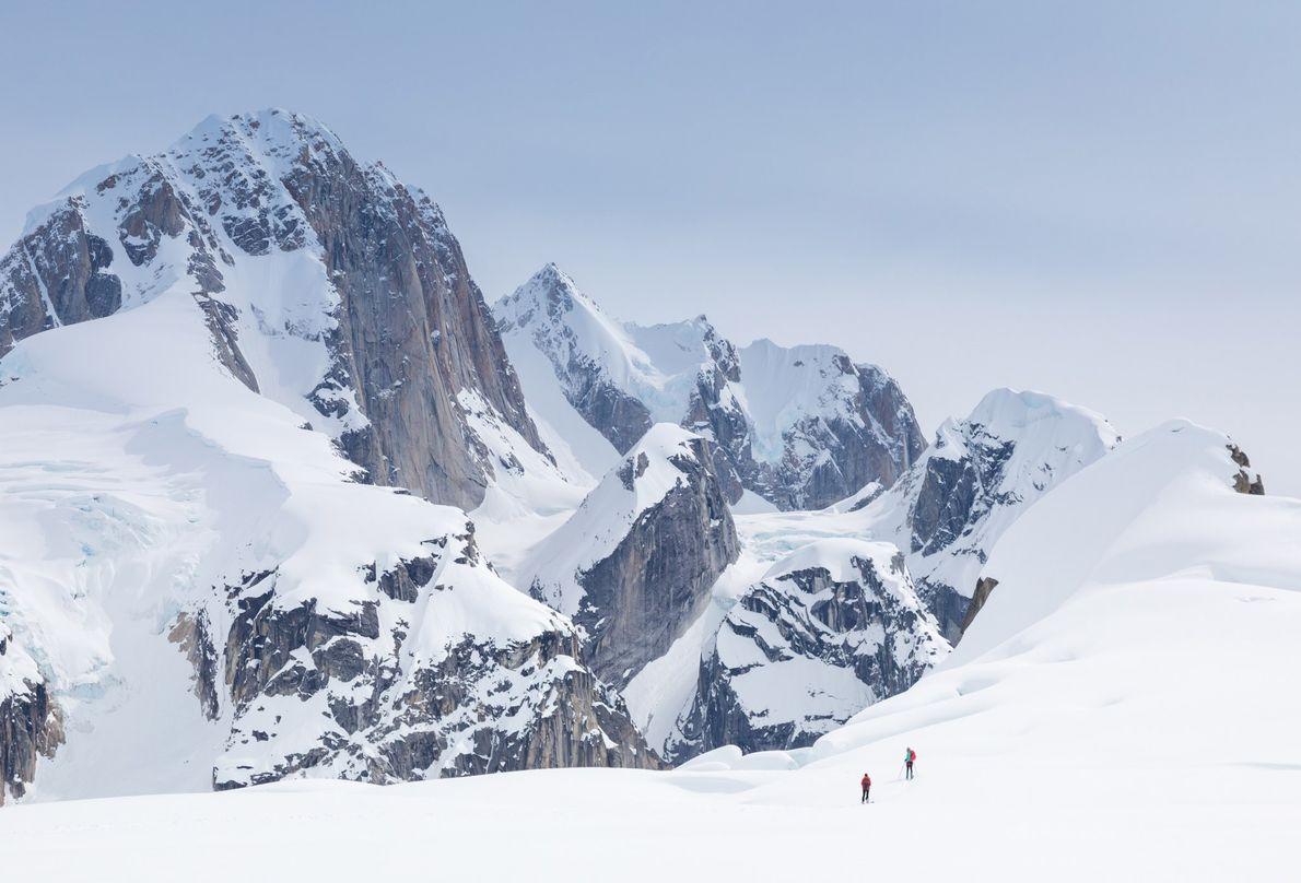 Glaciar Ruth, Alaska