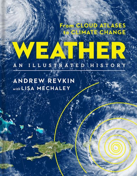 Portada de 'Weather: An Illustrated History'