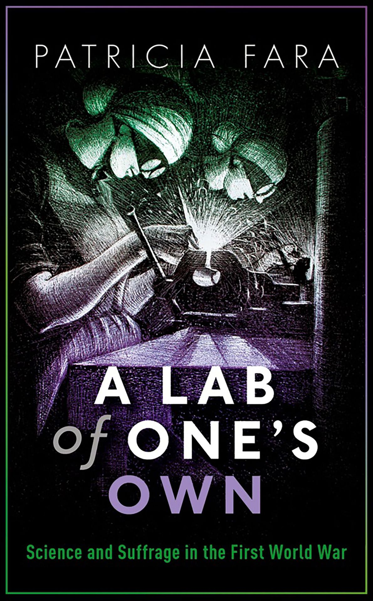 Portada de «A Lab of One's Own»