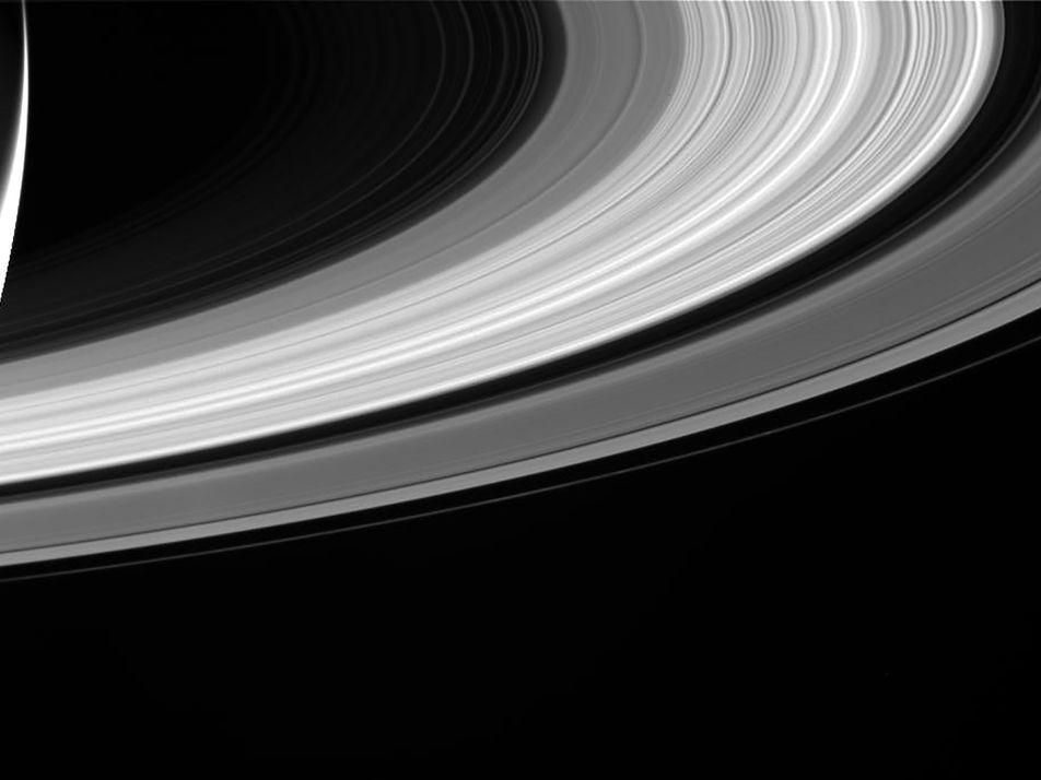 Cassini pone fin a su misión en Saturno: estas son sus últimas imágenes