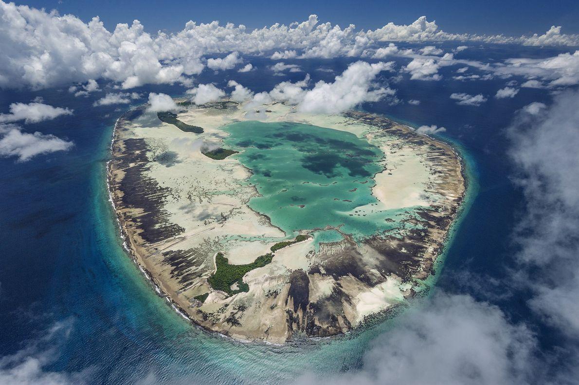 El atolón Saint Joseph