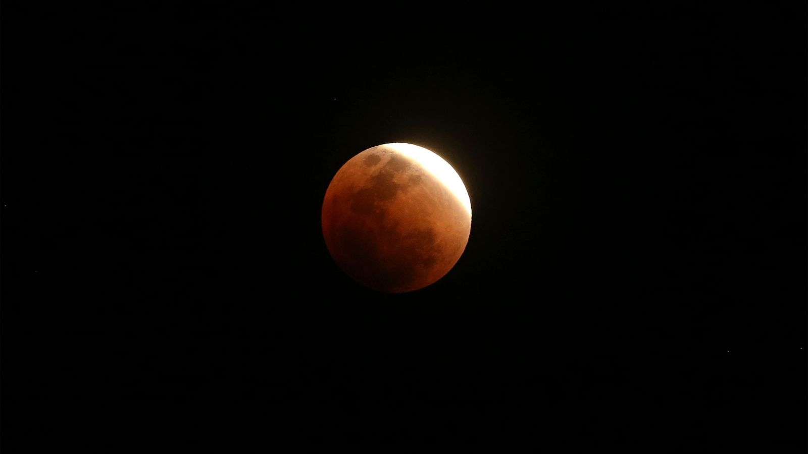 Superluna azul de sangre