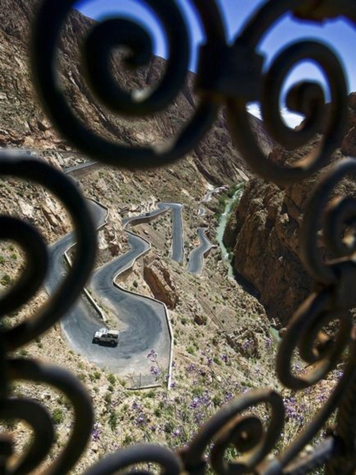 Marruecos: Una vuelta en la alfombra mágica