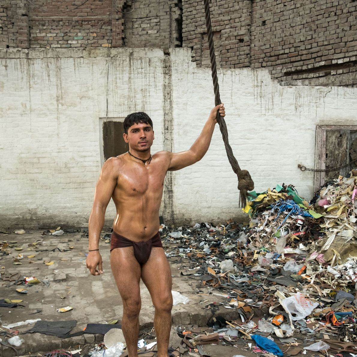 Luchador pehlwan