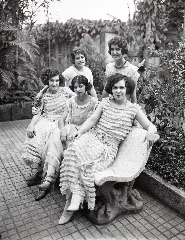 Mujeres hispanas