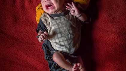 Bebés rohinyás