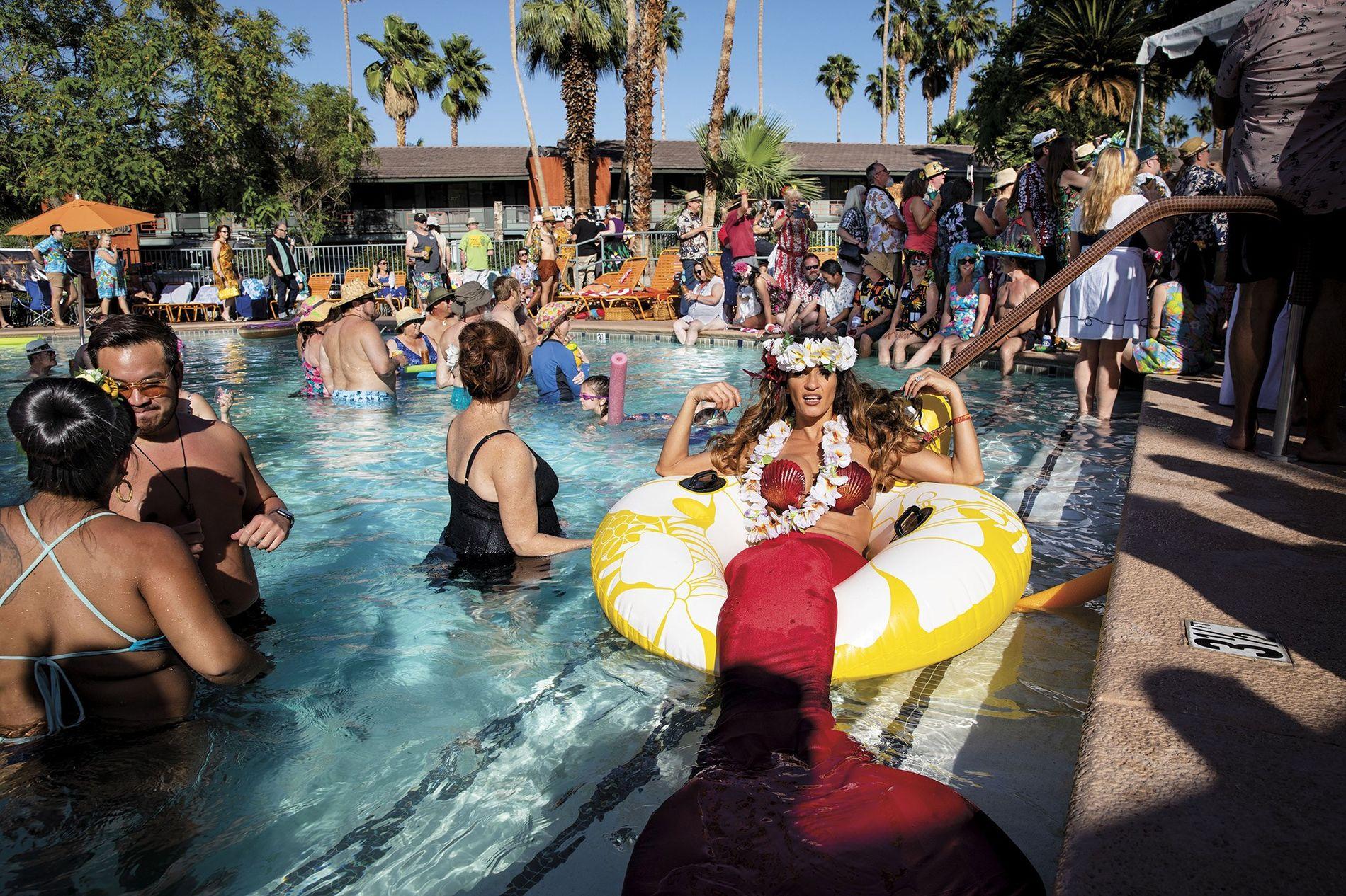 Fiesta en Palm Springs