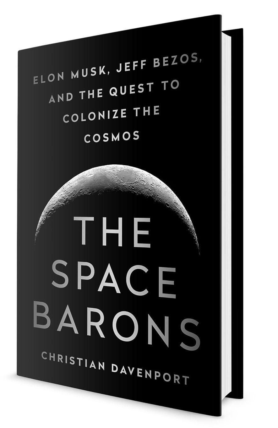 Estos tres milmillonarios compiten en una carrera espacial: ¿quién ganará?