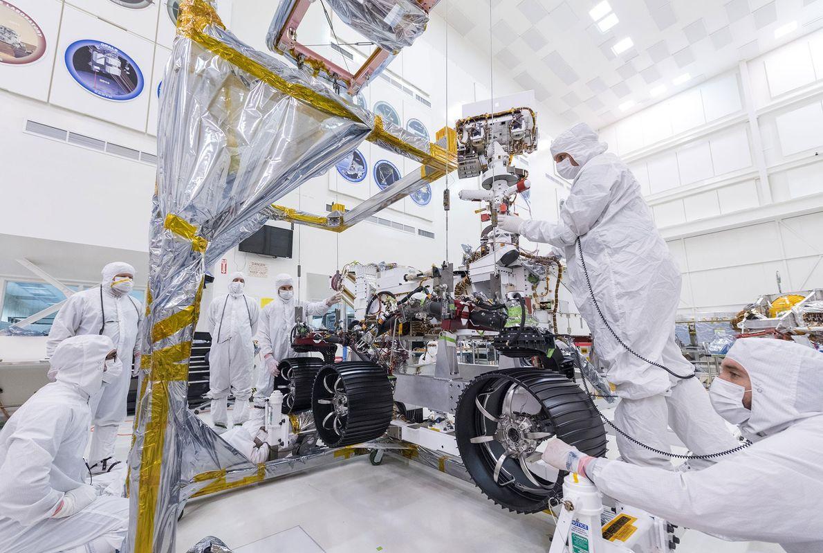 Róver Mars 2020