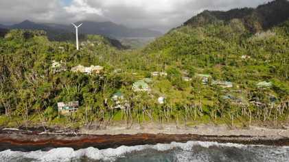 Esta isla caribeña quiere convertirse en uno de los primeros países «a prueba de huracanes»