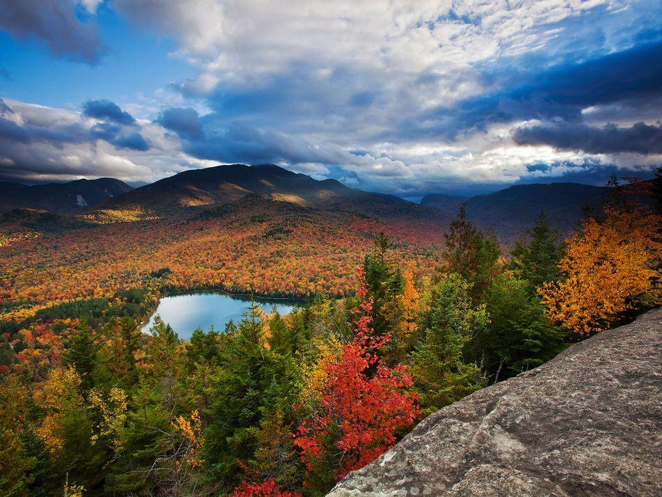 El otoño a través de las lentes de Michael Melford