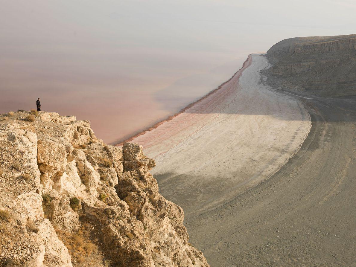 El lago Urmia