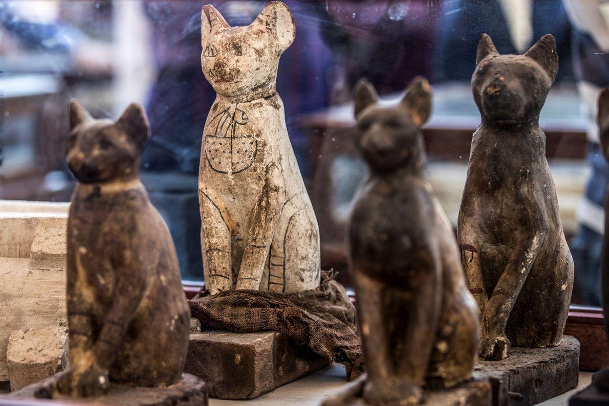 Estatuas de animales