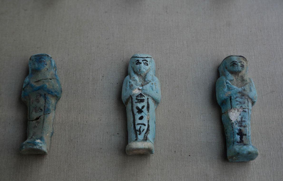 Estatuas ushebti
