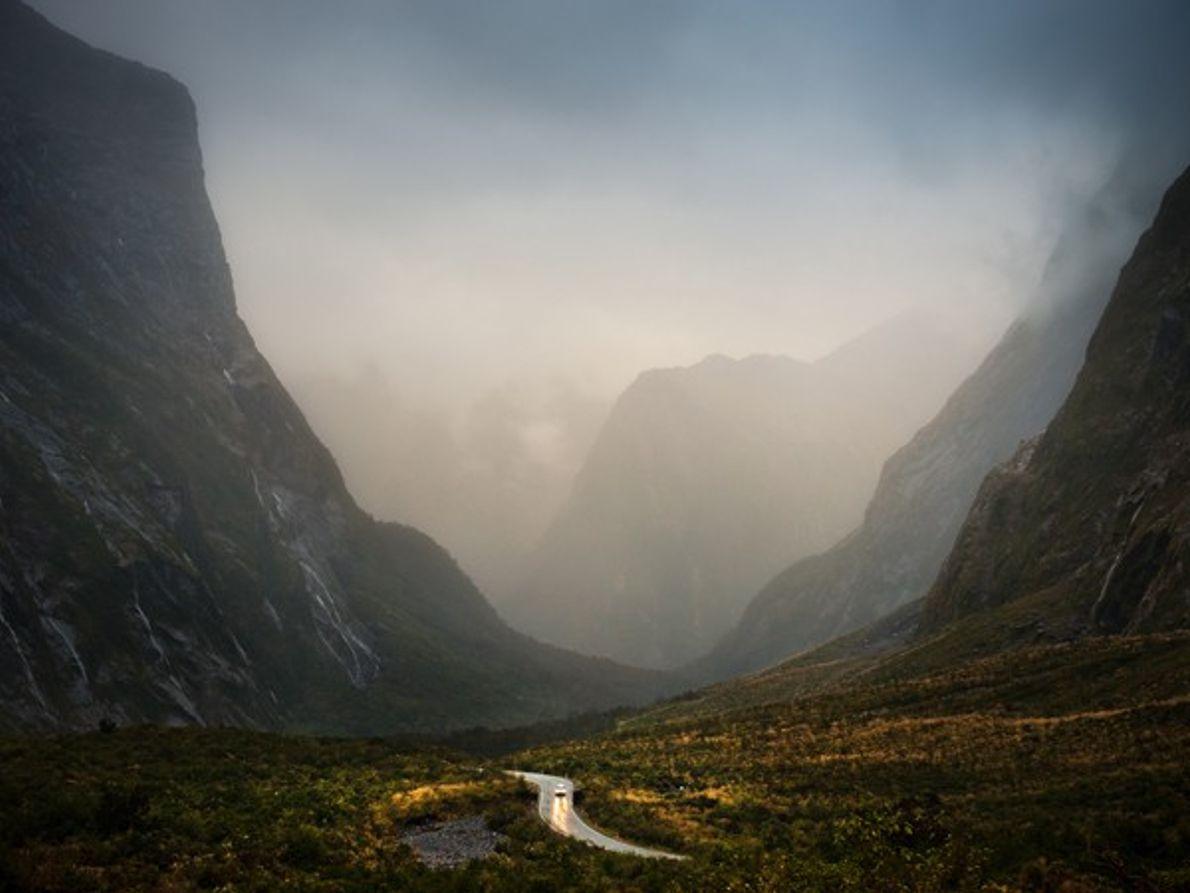 Nueva Zelanda: Ansia de velocidad