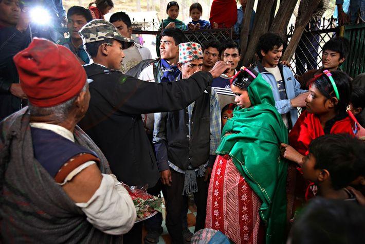 Matrimonio, Nepal