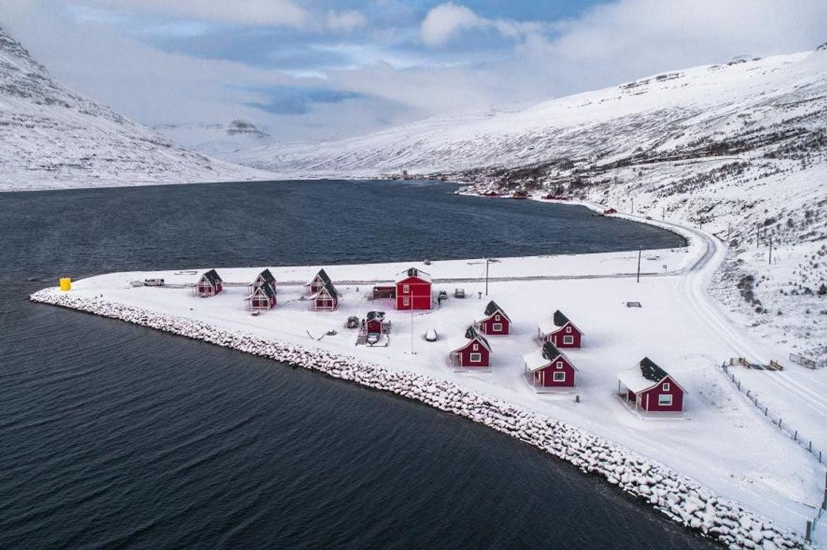 Eskifjörður, Islandia