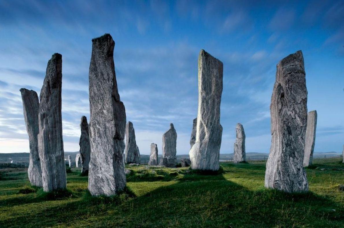 Las Piedras de Callanish