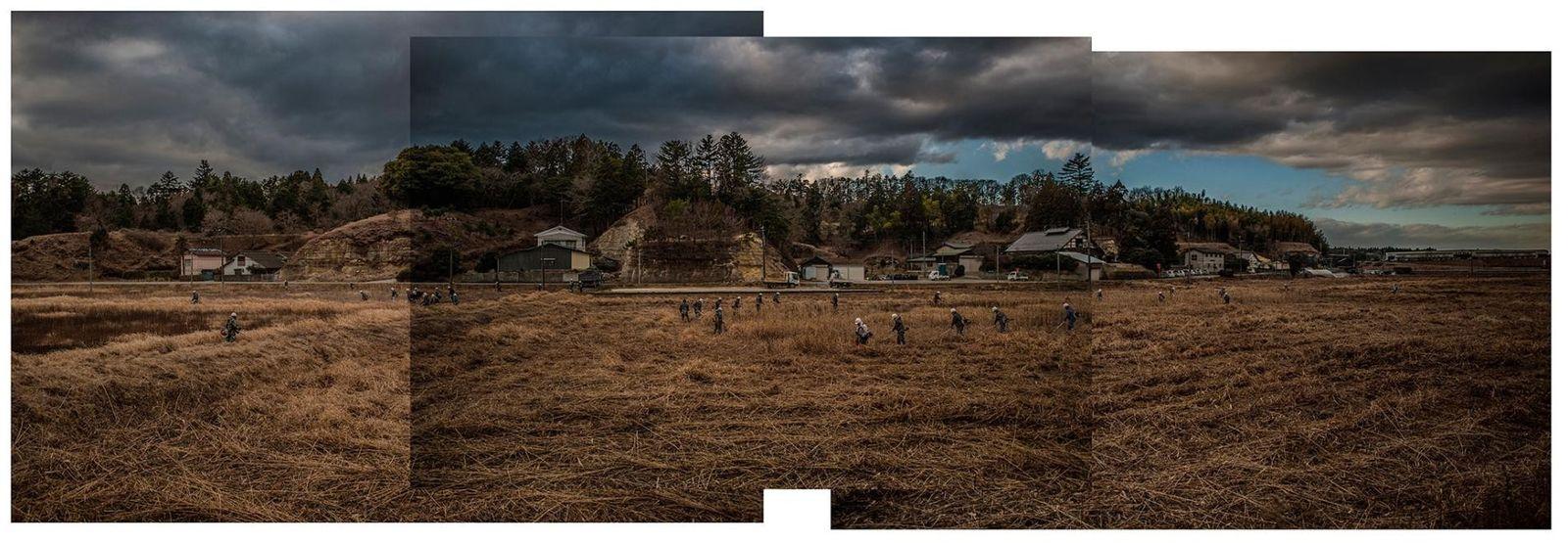 Paraje de Fukushima