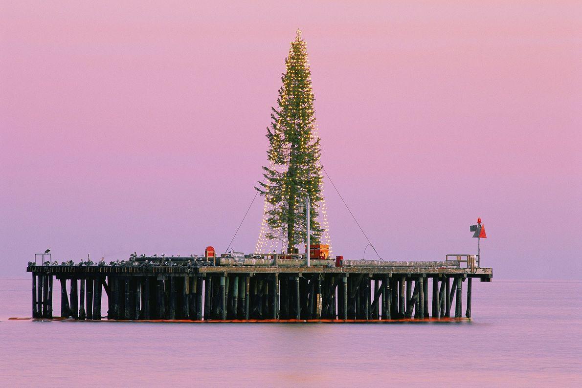 Navidad en California