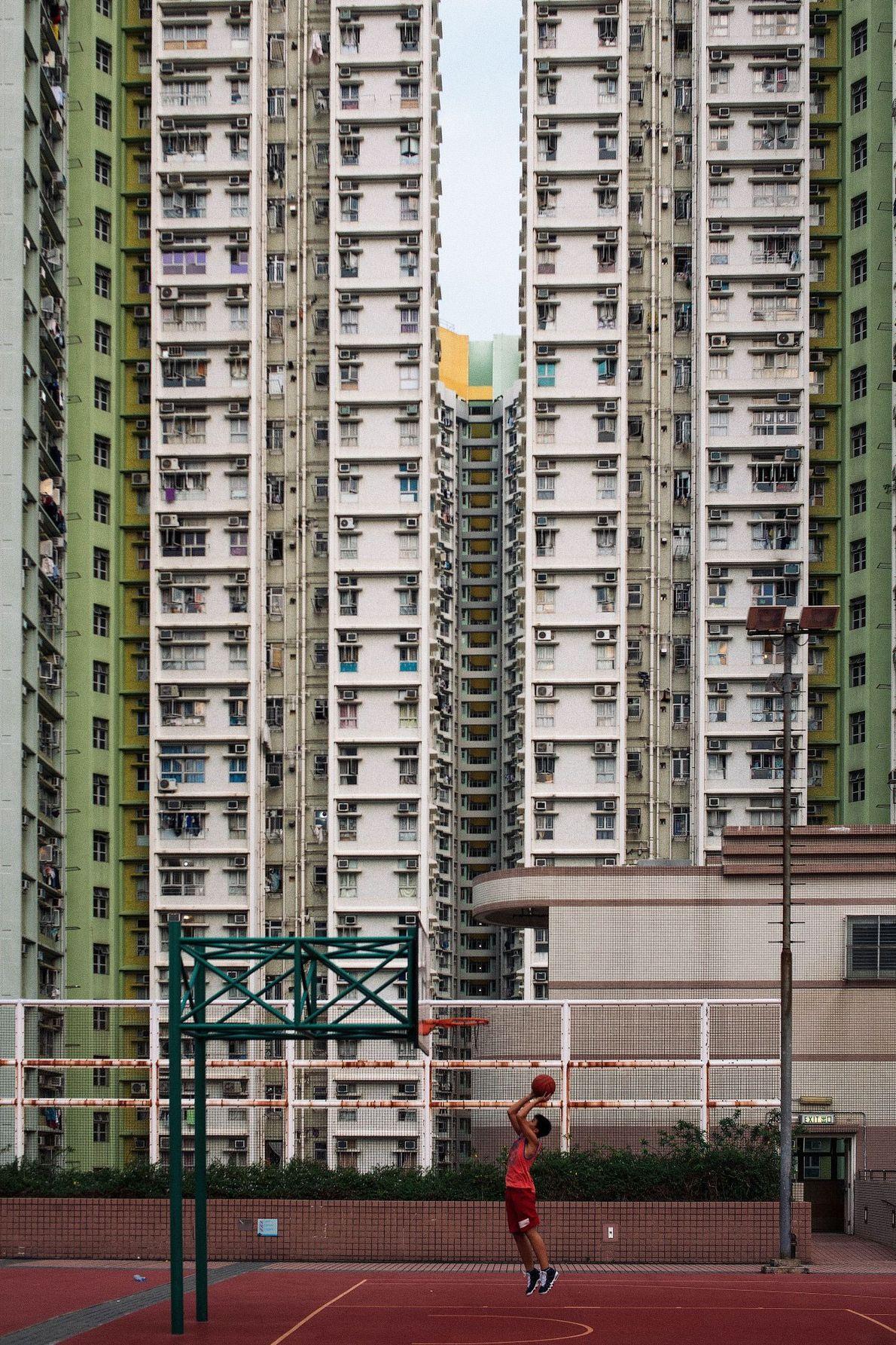 Aros en Hong Kong