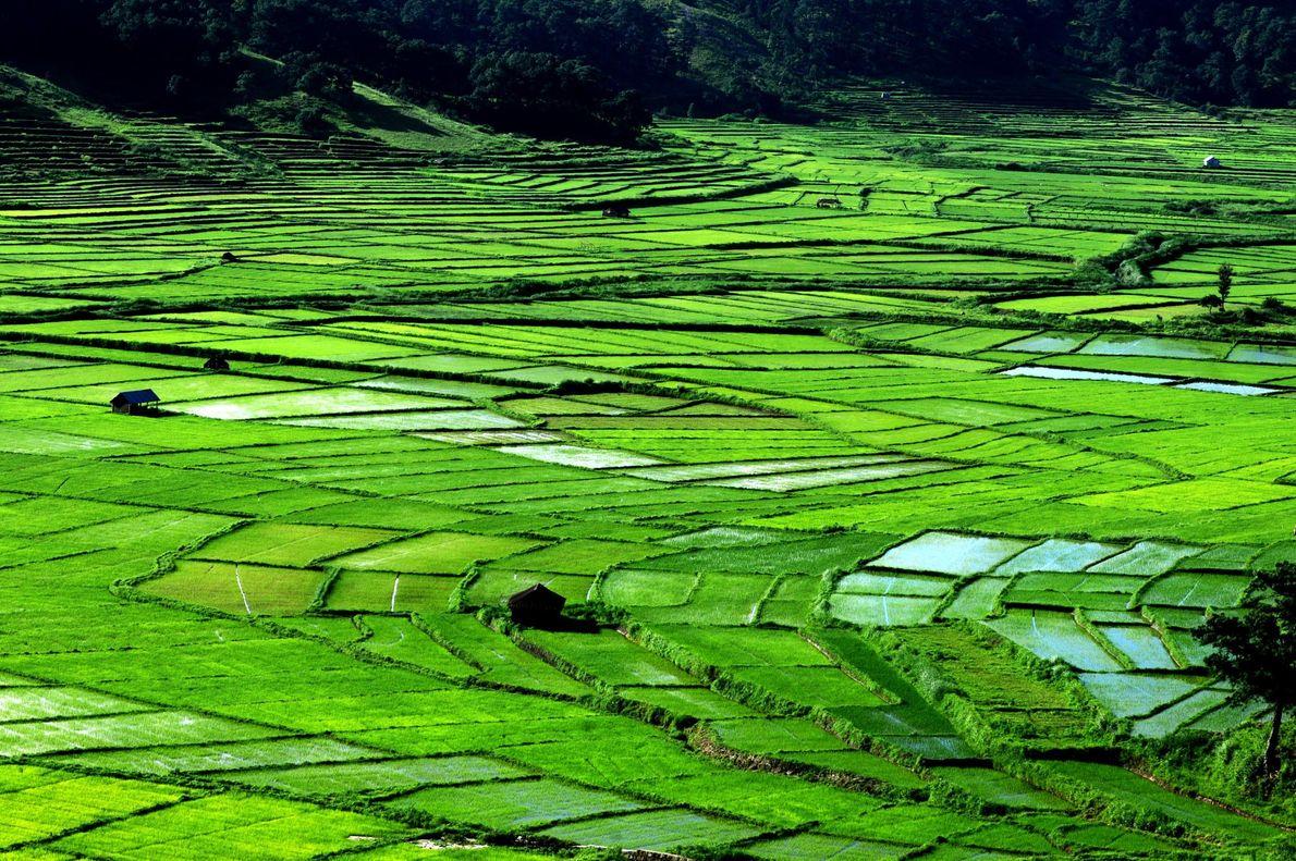 Jowai, Meghalaya, India