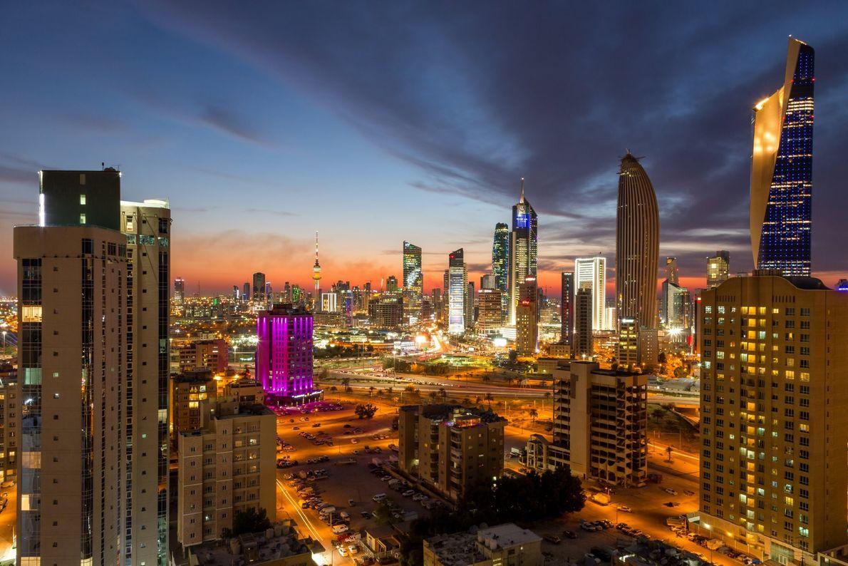 La torre Al Hamra