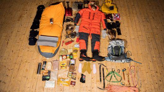 ¿Qué lleva un montañero veterano en la mochila?