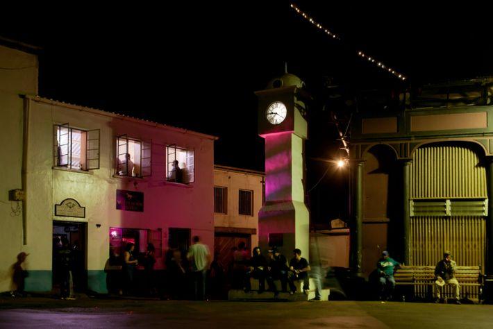 White Horse Tavern en Jamestown, isla de Santa Elena
