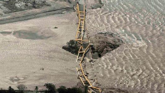 El terremoto y el tsunami de Indonesia en imágenes
