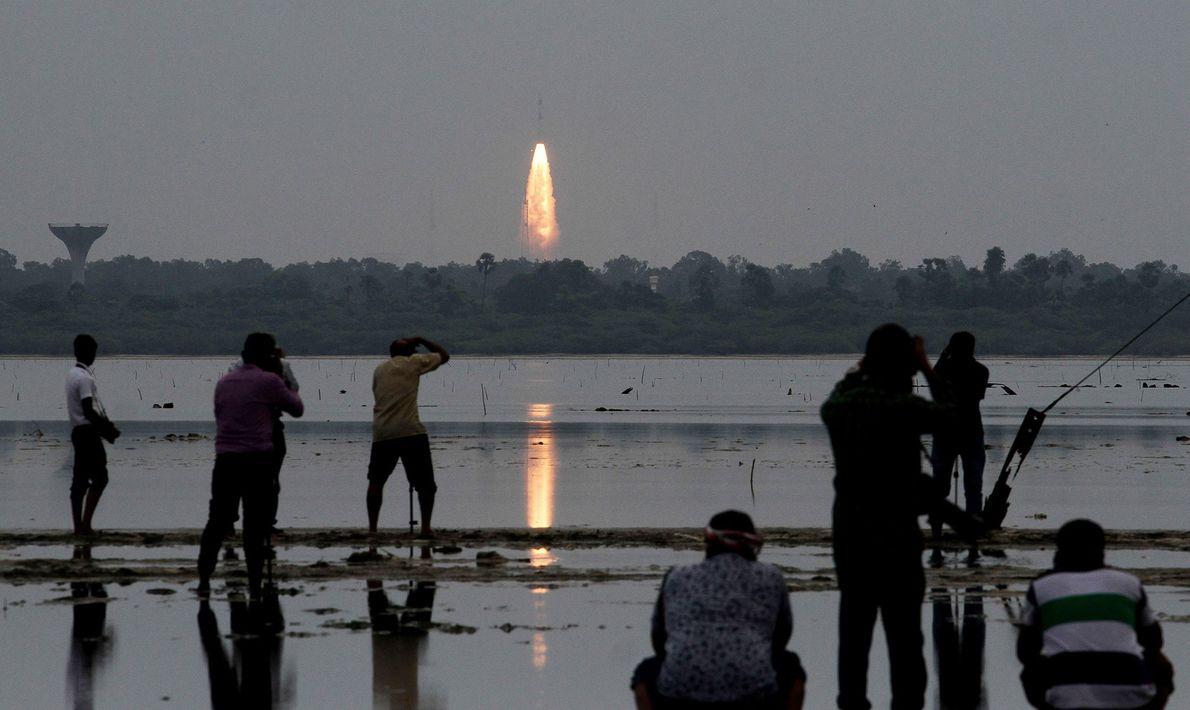 Centro Espacial Satish Dhawan