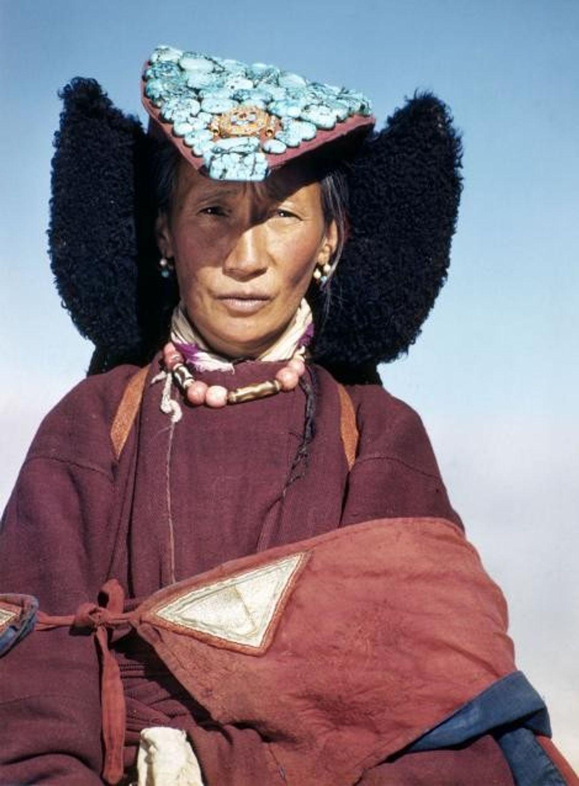 Reina de Ladakh