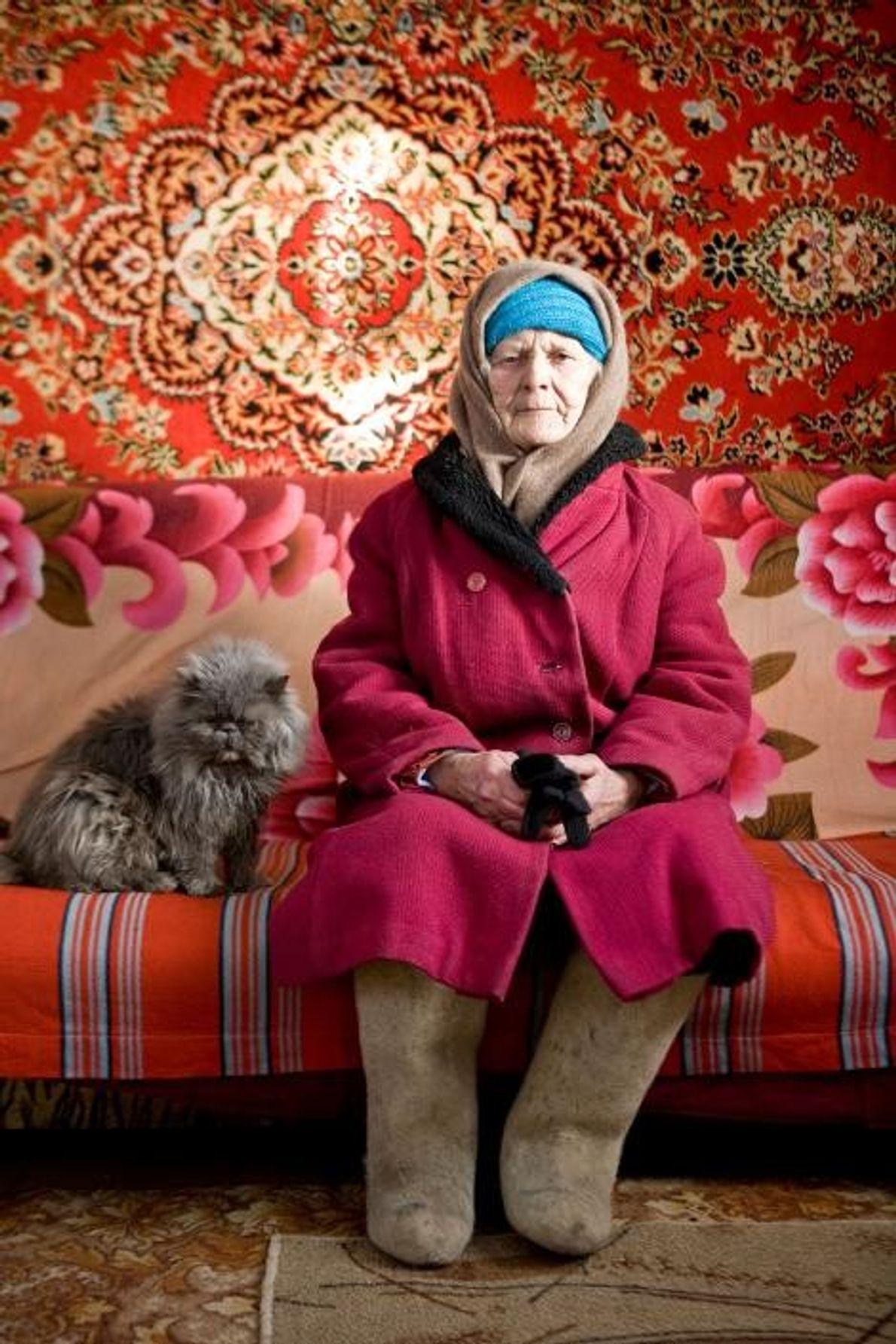 «Babushka», 2010