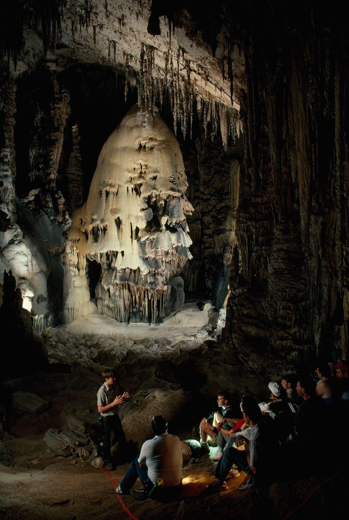 Navidad en una cueva