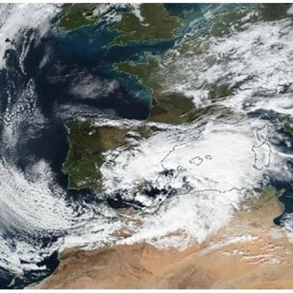 ¿Qué es una DANA y por qué es cada vez más frecuente en España?