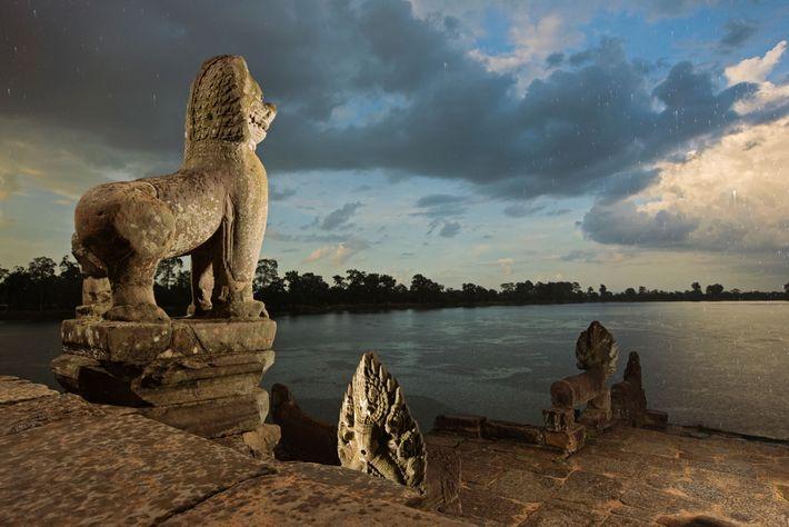 Estatua de Angkor Wat