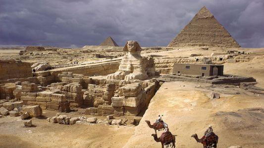Hallado un misterioso espacio vacío en la gran pirámide de Guiza