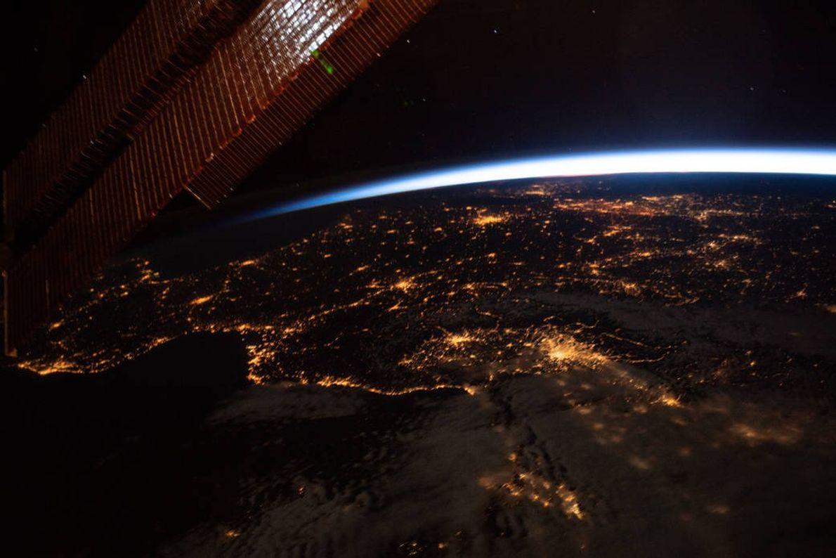España, Francia e Italia