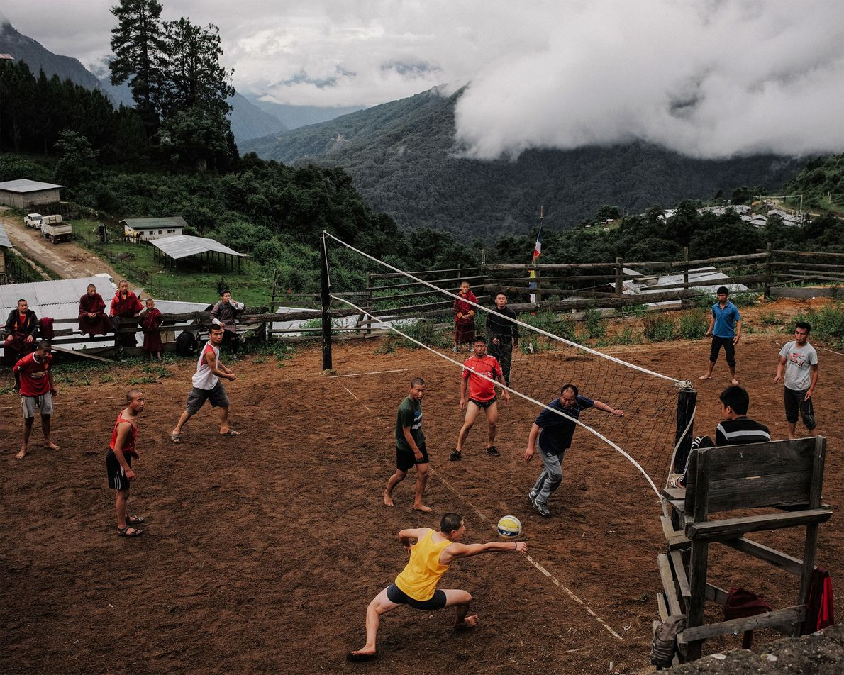 Gasa, Bután